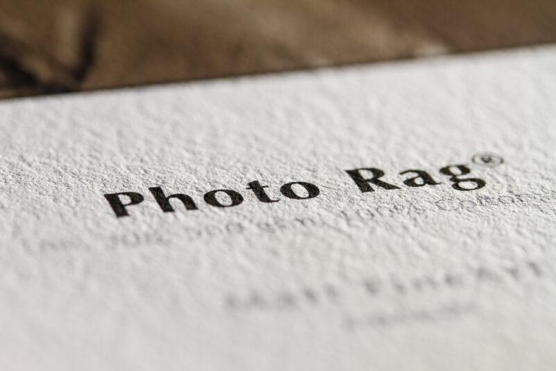 impresión Giclèe en Papel Fine Art Calidad Museo Photo Rag® de Hahnemühle