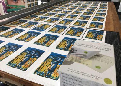 Imprimir Ediciones Limitadas
