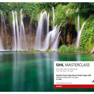 Sihls Metallic High Gloss Color3arte.com