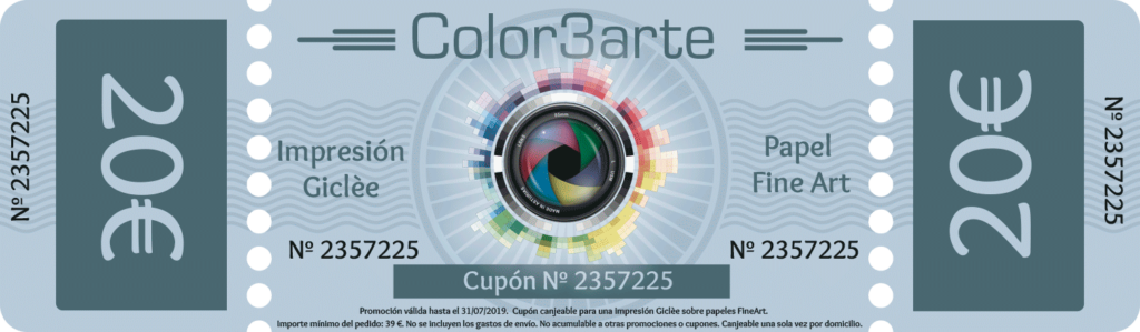CUPÓN 20€