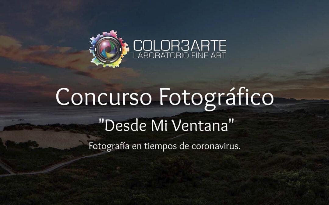 """Concurso Fotográfico """"Desde Mi Ventana"""""""