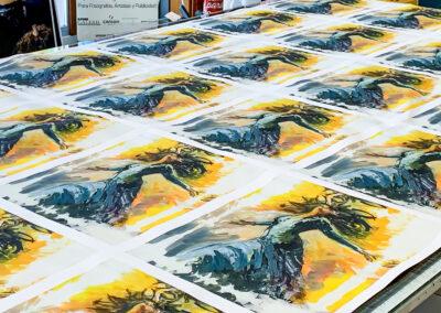 impresión Lienzos o canvas Fine Art
