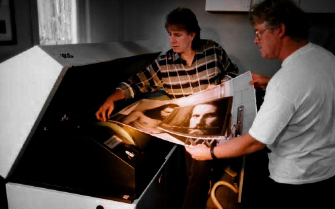 Qué es la impresión Fine Art Giclèe y Cuál es su historia.