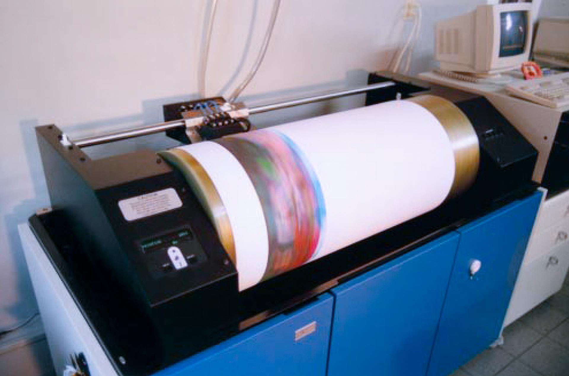 Iris Printer