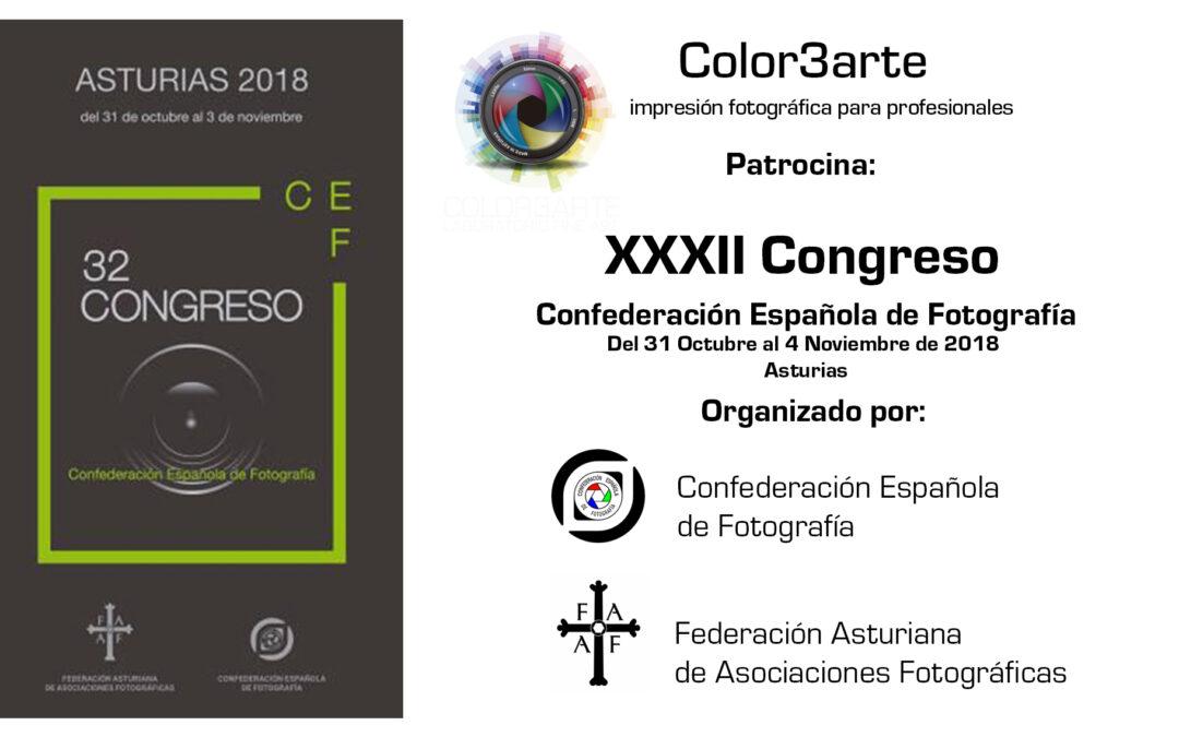 XXXII Congreso de la  Confederacion Española de Fotografía