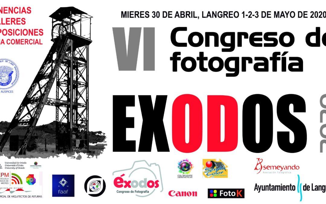 VI Congreso Éxodos de Fotografía(CANCELADO )